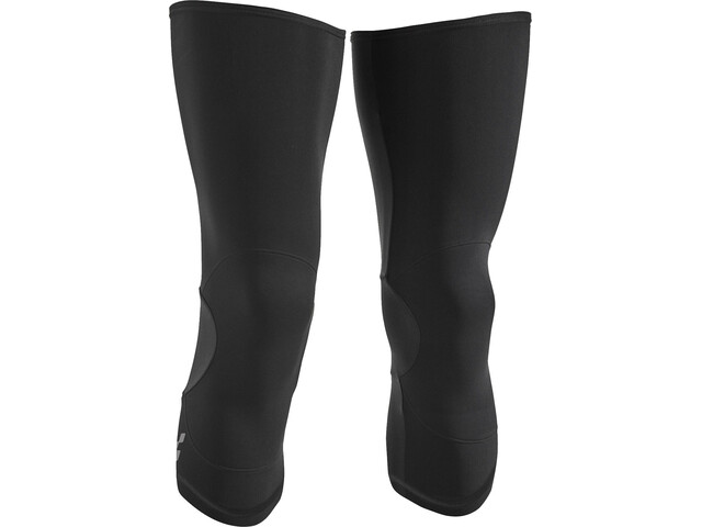 Cube Blackline Knee Warmers black